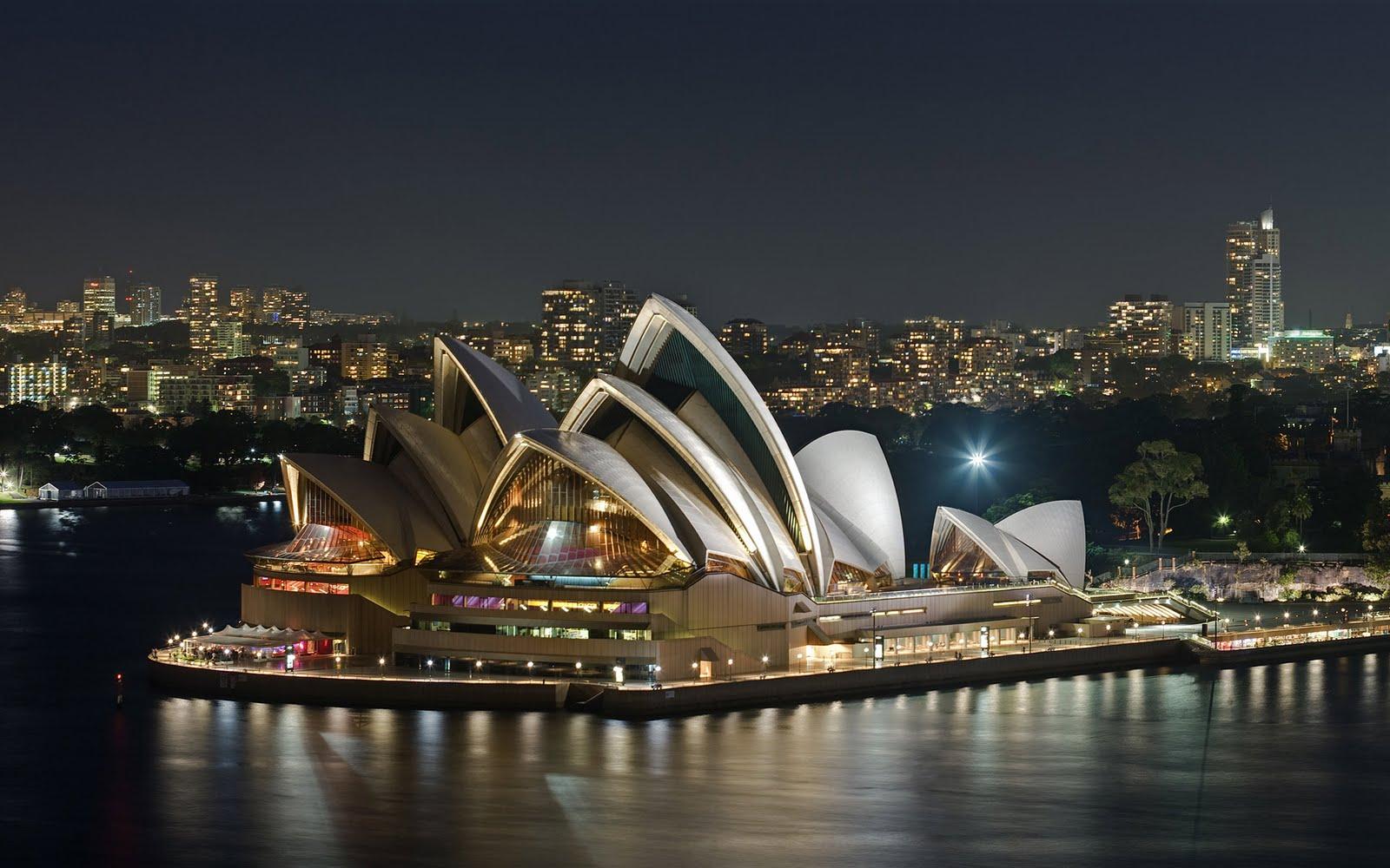 Visum genehmigt - Australien kann kommen