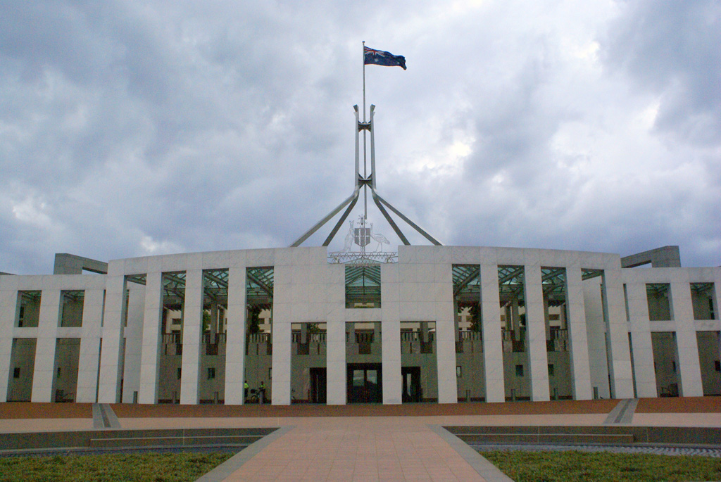 Canberra - Heart of the nation