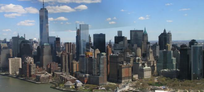 New York von oben!